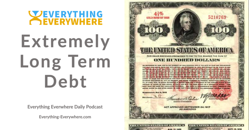 Extremely Long Term Debt