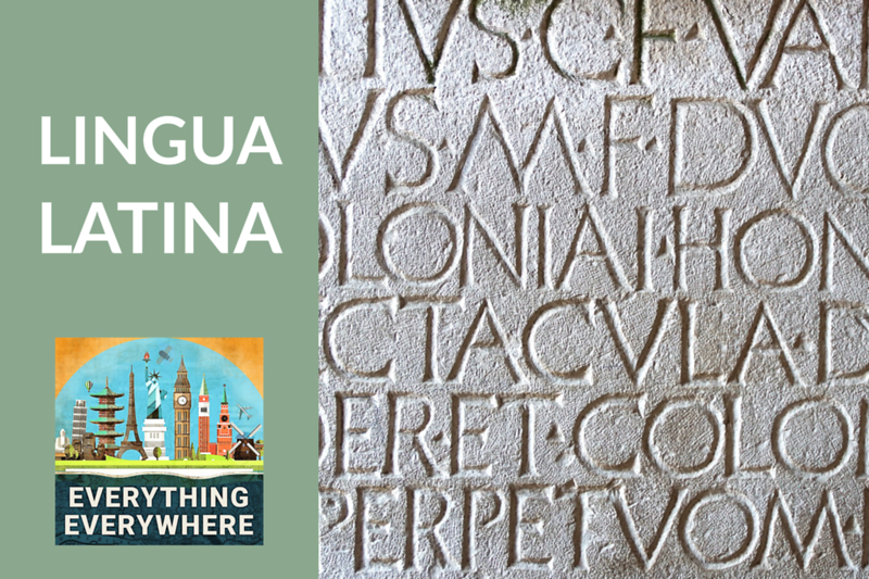 All About the Latin Language