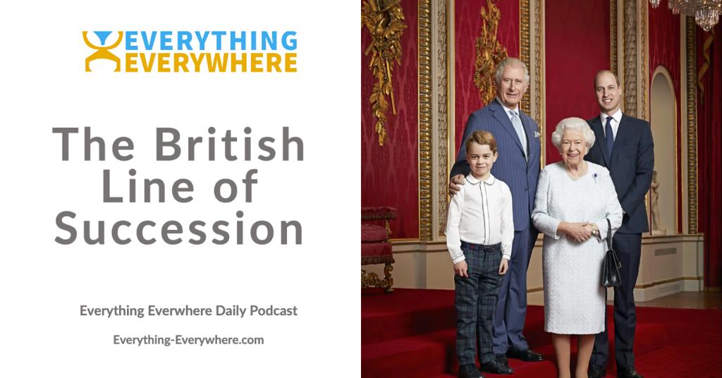The British Line of Succession