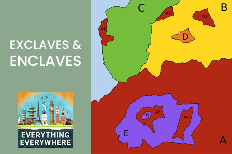 Understanding Exclaves and Enclaves