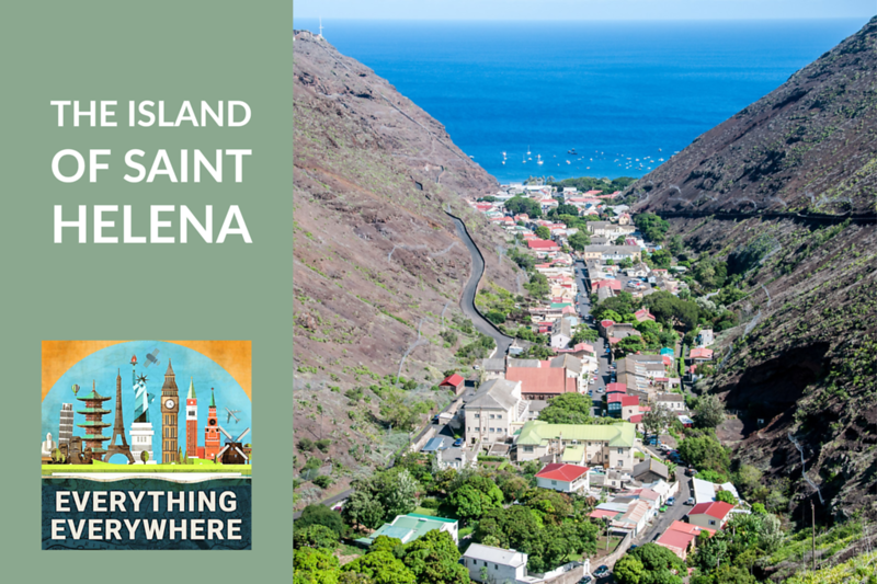 All About the Island of Saint Helena