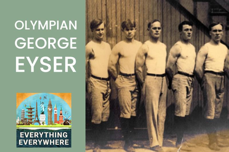 Olympian George Eyser