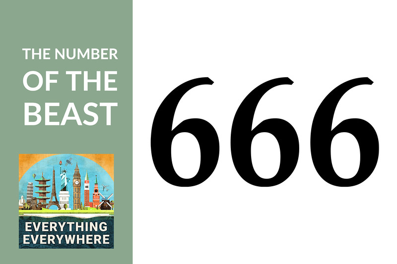 The Number of the Beast: 666