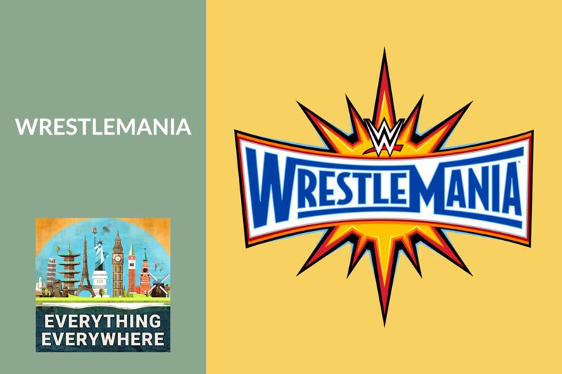 The History of Wrestlemania