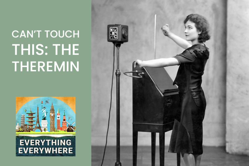 A History of the Theremin