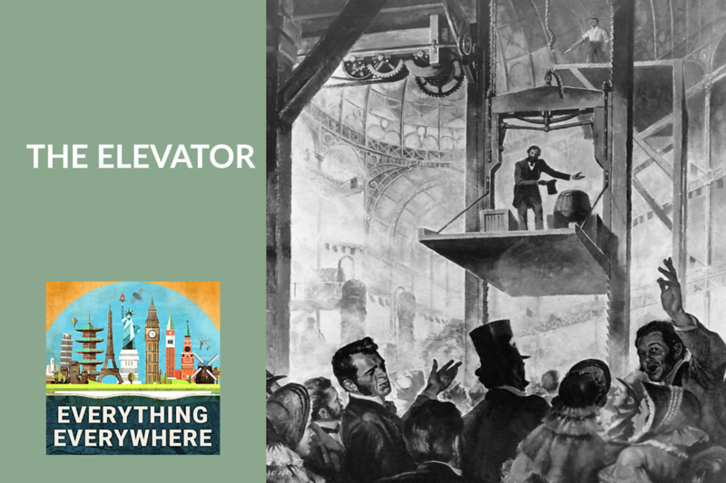 The History of the Elevator
