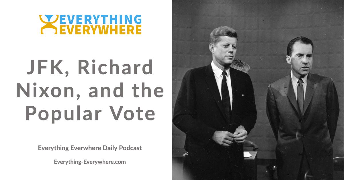 The 1960 Popular Vote