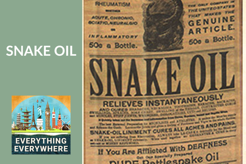 What Is Snake Oil and Why Is It So Bad?