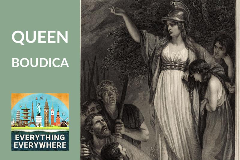 The Legend of Queen Boudica