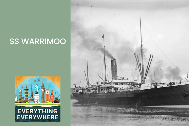 The SS Warrimoo