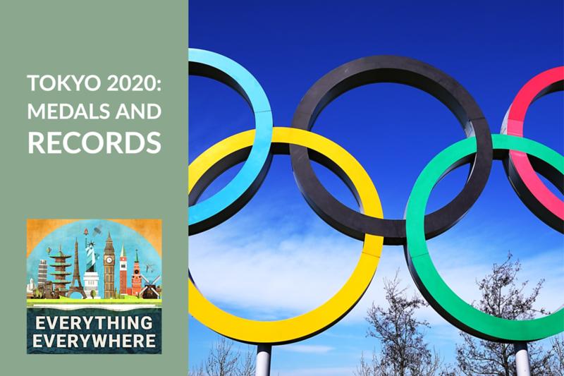 Tokyo 2020 Olympics: Medal and Record Recap