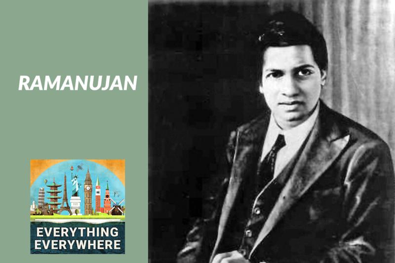 The Legend of Srinivasa Ramanujan