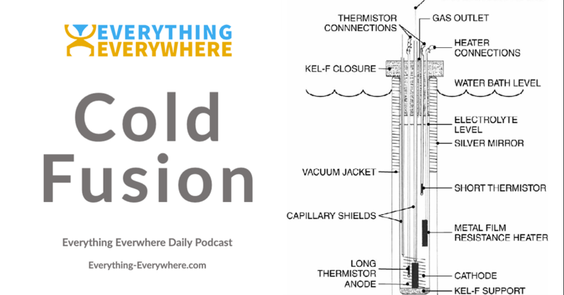 A History of Cold Fusion