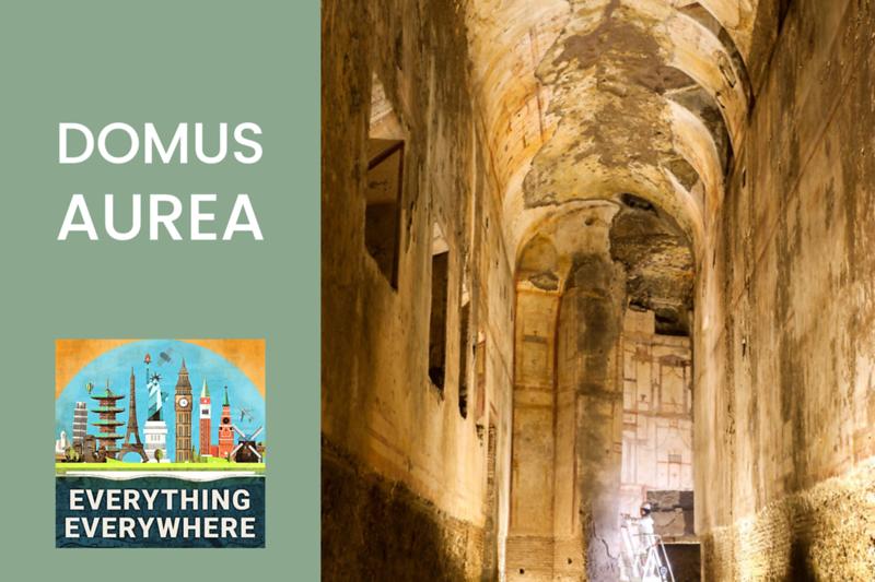 Domus Aurea - Nero's Golden Palace