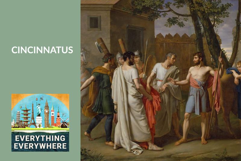 The Legend of Cincinnatus