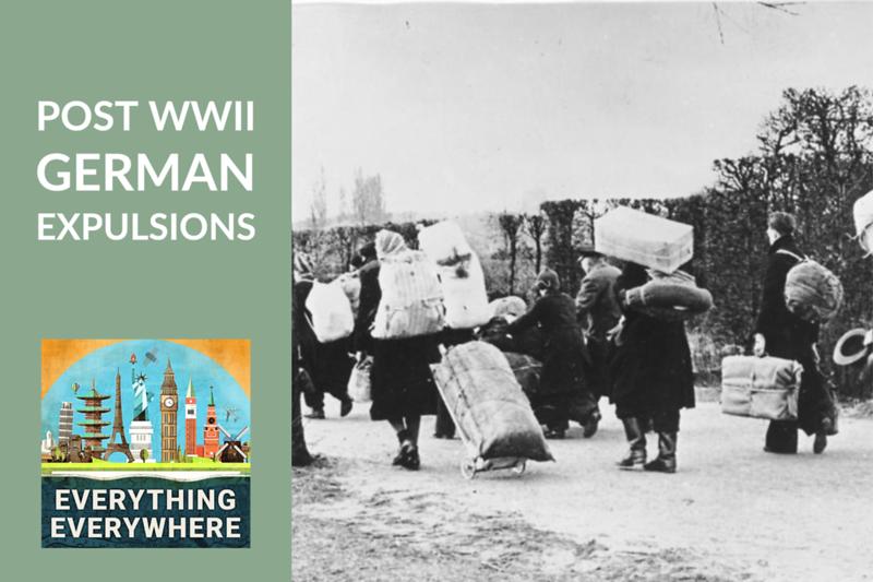 Post WWII German Expulsions