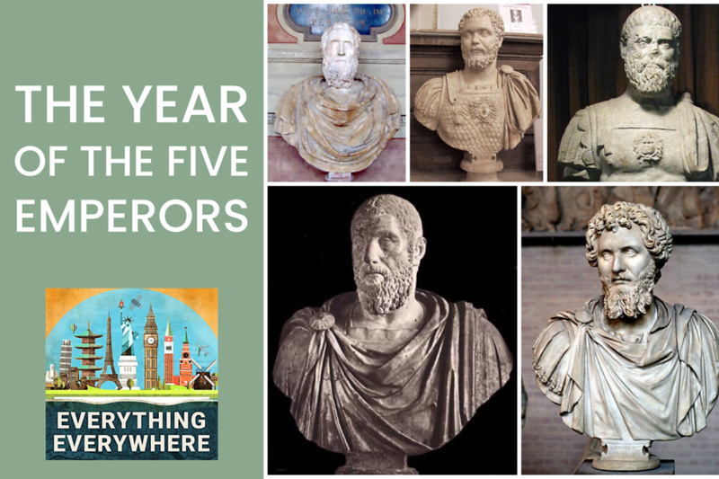 The Year of The Five Emperors