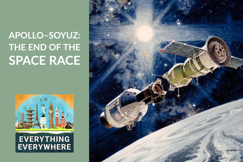 Apollo–Soyuz: The End of the Space Race