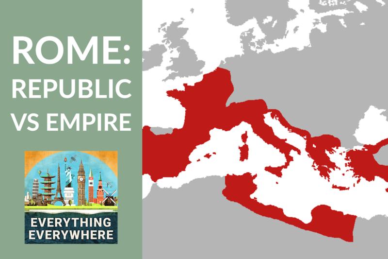 Rome: Empire vs Republic