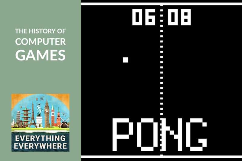 A History of Computer Games
