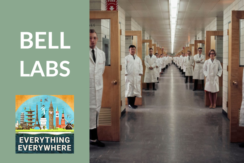 Bell Labs: The Greatest Innovation Engine of the 20th Century