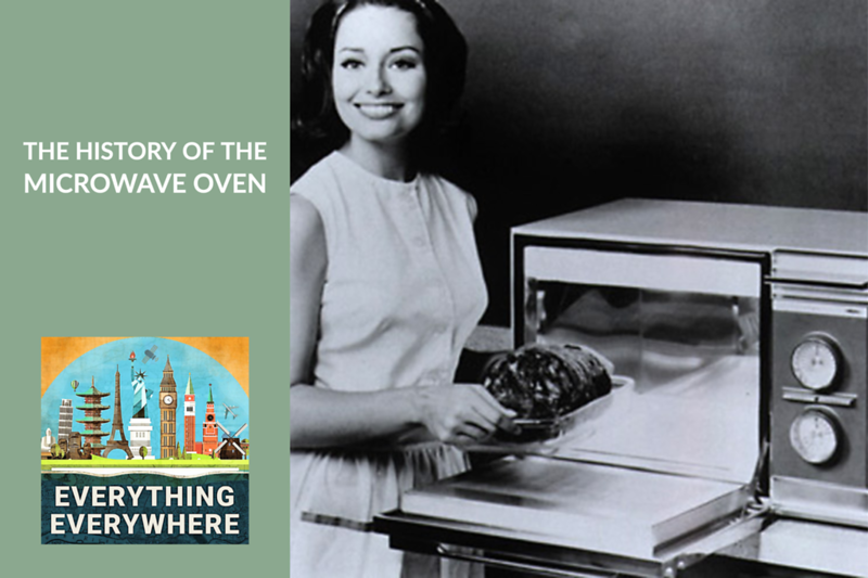 The History of the Microwave Oven