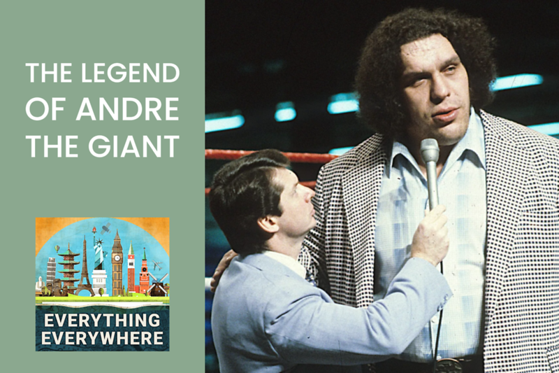 The Legend of Andre the Giant
