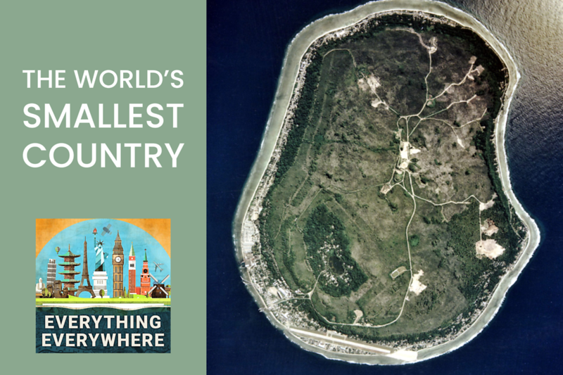 The Smallest Country in the World