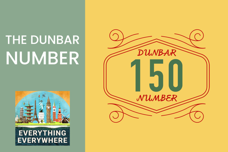 The Dunbar Number