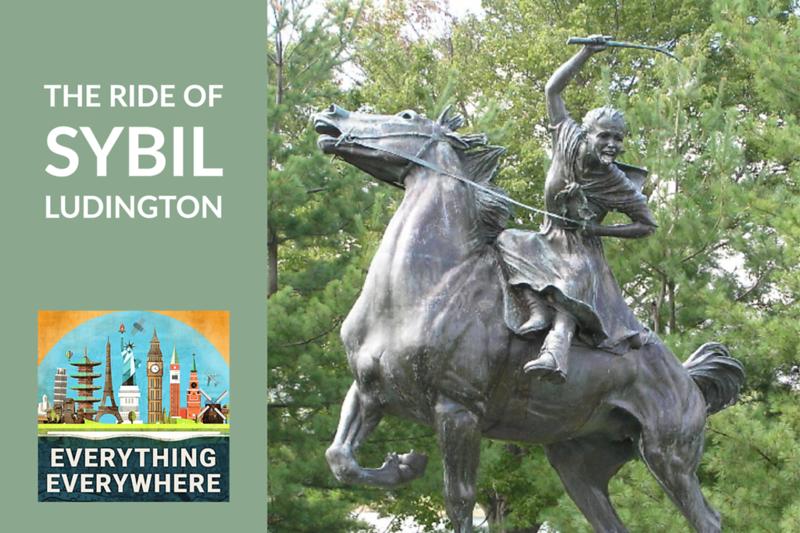 The Ride of Sybil Ludington