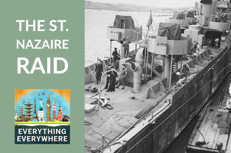 The St. Nazaire Raid