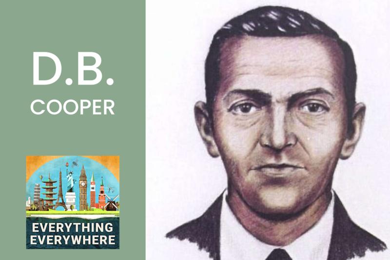 The Legend of D.B. Cooper