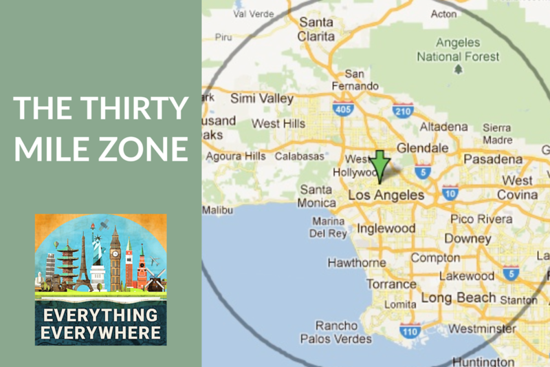 The Thirty Mile Zone