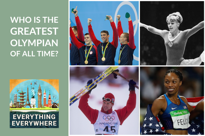 Who Was the Greatest Olympian of All Time?