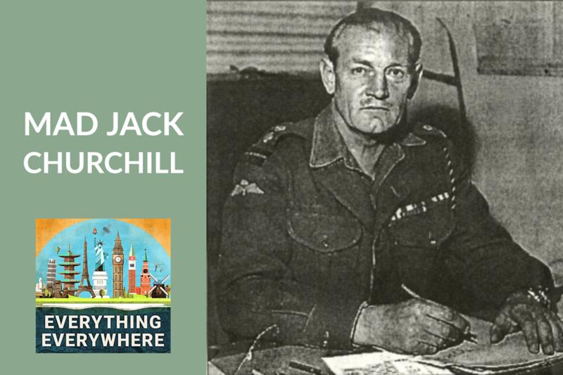 'Mad' Jack Churchill