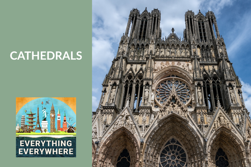 A History of Cathedrals