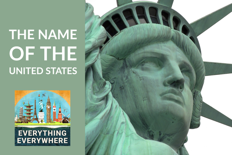 The United State's Name