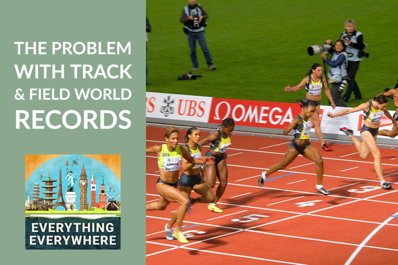The Problem With Track & Field World Records