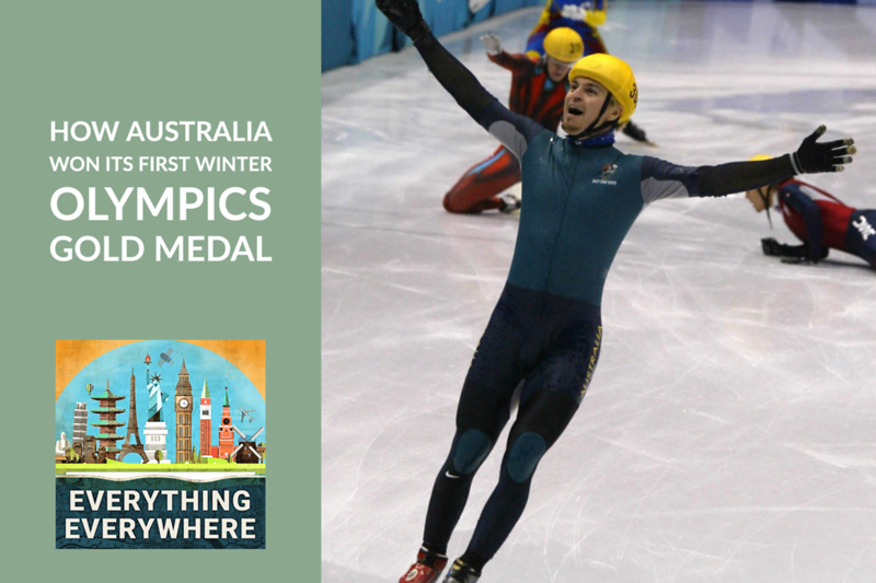 How Australia Won Its First Winter Olympic Gold Medal
