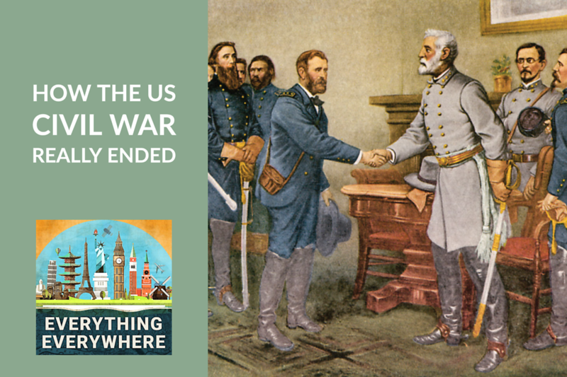 How the US Civil War Really Ended