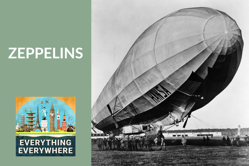 A History of the Zeppelin