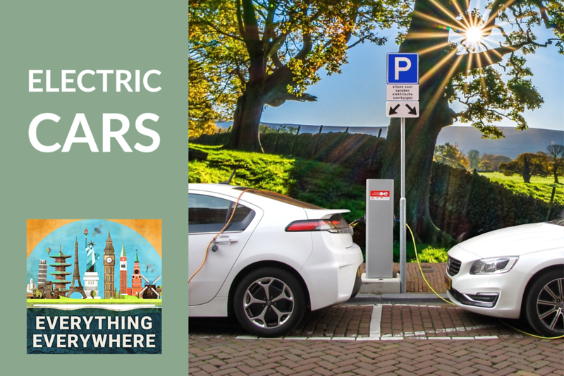 The History of Electric Cars