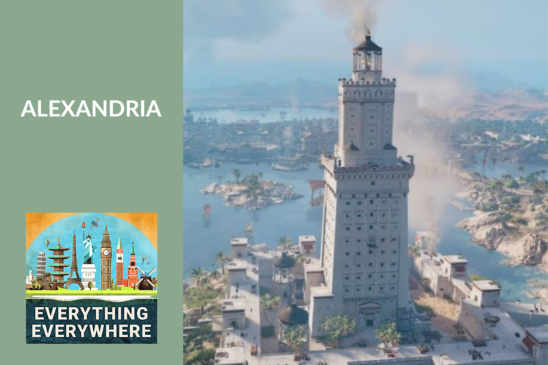 The Ancient City of Alexandria