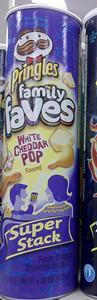 White Cheddar Pop flavored Pringles   Courtesy of Cornelius Aesop http://monkeybrewster.com