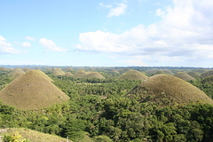 Chocolate Hills:
