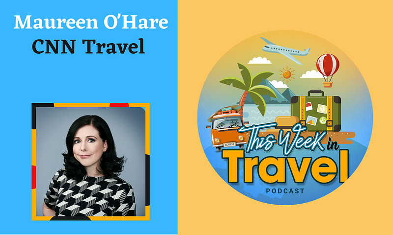 This Week in Travel - Episode 282 - Maureen O'Hare - CNN Travel