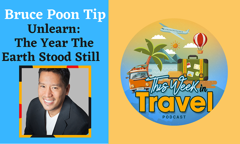 This Week in Travel - Episode 275 - Bruce Poon Tip