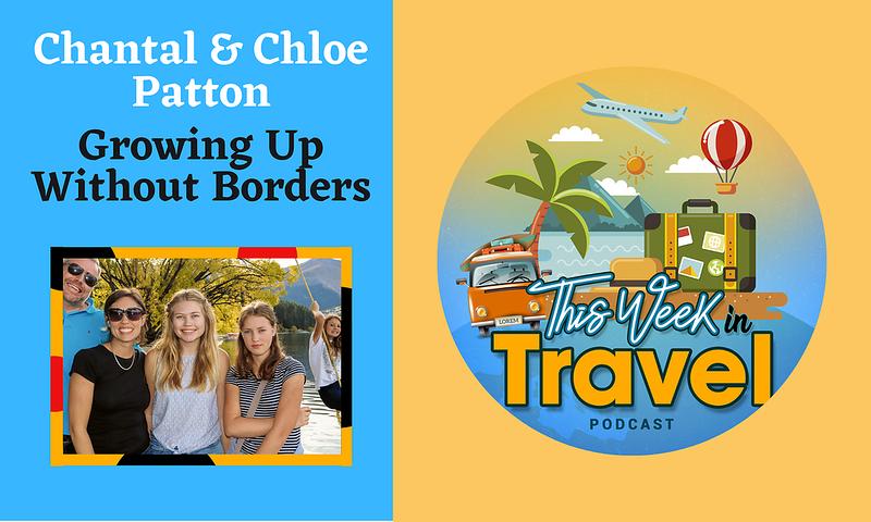 This Week in Travel - Episode 288 - Chantal Patton