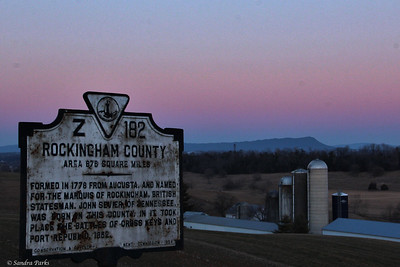2-13-15: sunset on the county line