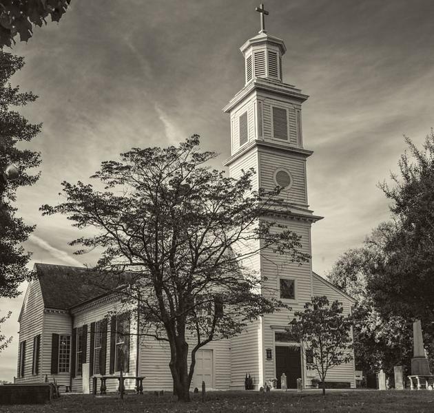 St. John's Church, Church Hill, Richmond, VA